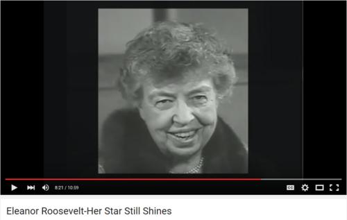 Eleanore Roosevelt 2