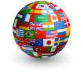 International globe